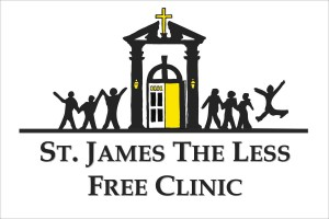 St. James The Less Free Clinic logo